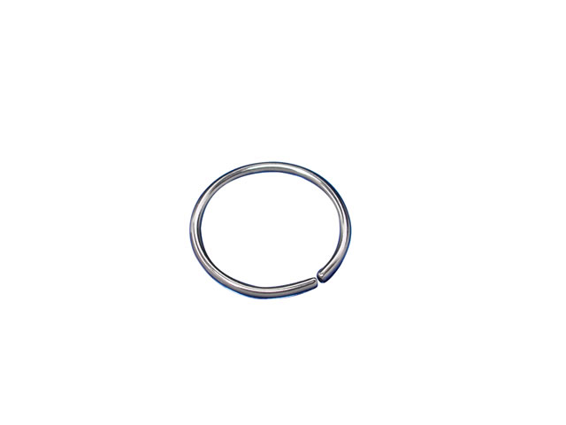 Surgical Steel 0.8 X 9mm Nose Ring