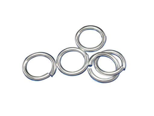 Sterling Silver 7mm Jump Ring (each)