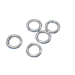 Sterling Silver 5mm Jump Ring (each)