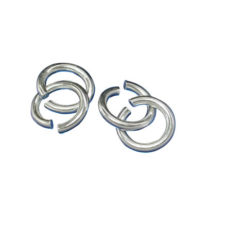 Sterling Silver 6mm Jump Ring (each)