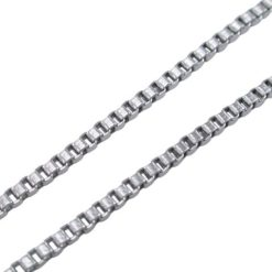 Stainless Steel 1.9mm Box Chain