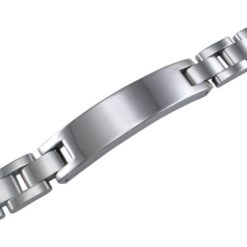 Stainless Steel 12mm Id Bracelet