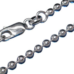 Sterling Silver 2.5mm Ball Chain