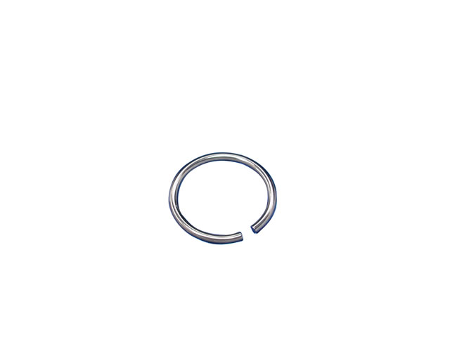 Surgical Steel 0.8 X 7mm Nose Ring