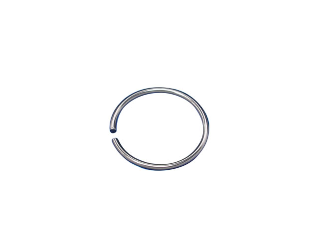 Surgical Steel 0.8 X 10mm Nose Ring