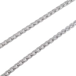 Sterling Silver 2mm Rounded Box Chain