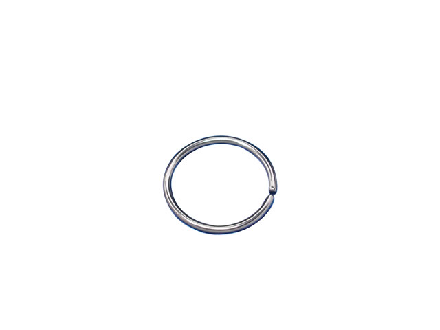 Surgical Steel 0.8 X 8mm Nose Ring