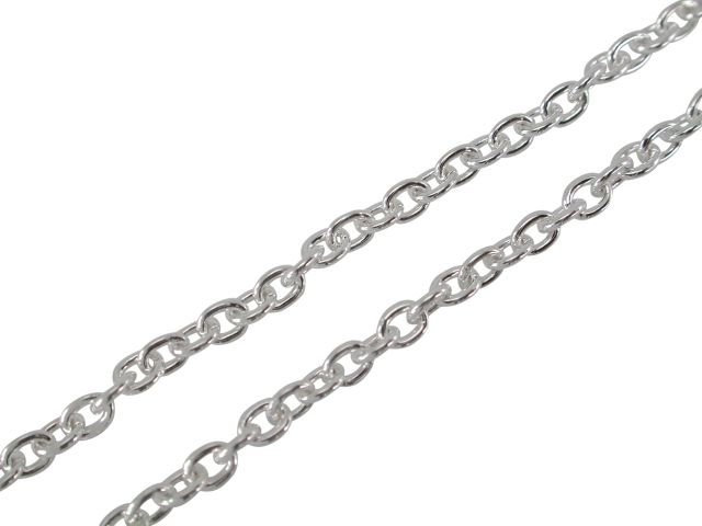 Sterling Silver Cable Chain
