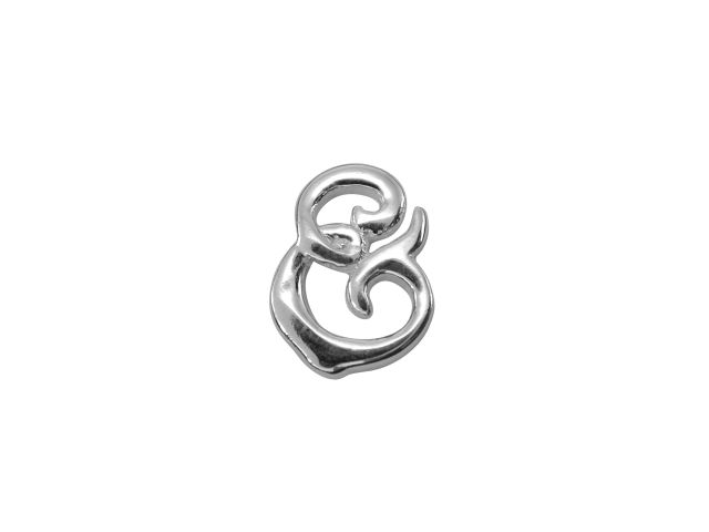 Sterling Silver & Ampersand Butterfly Memories Charm