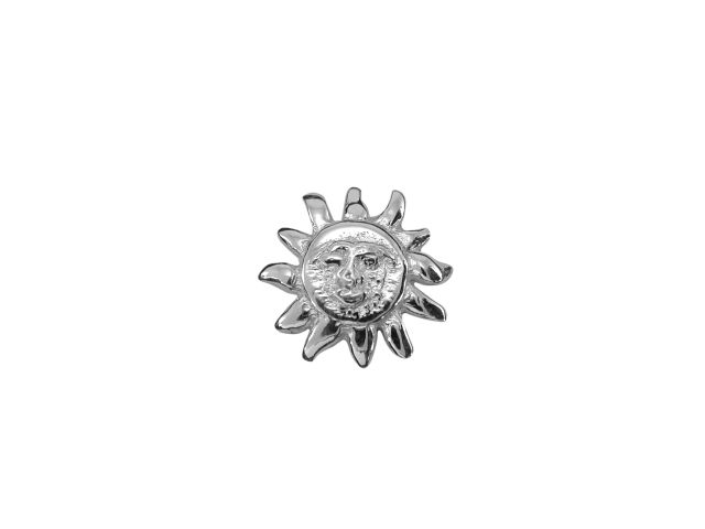 Sterling Silver Sun Butterfly Memories Charm