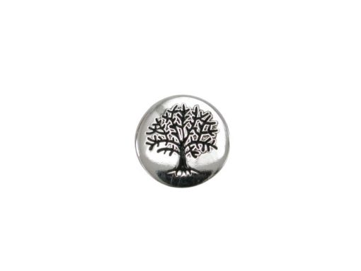 Sterling Silver Tree Of Life Butterfly Memories Charm
