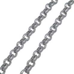 Stainless Steel 3.2mm Belcher Chain