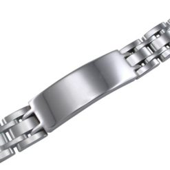 Stainless Steel 15mm Id Bracelet
